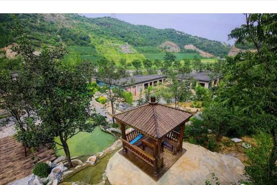 千灵山景区农家院出租环境优雅